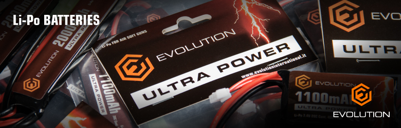 Evolution Li-Po Ultra Power