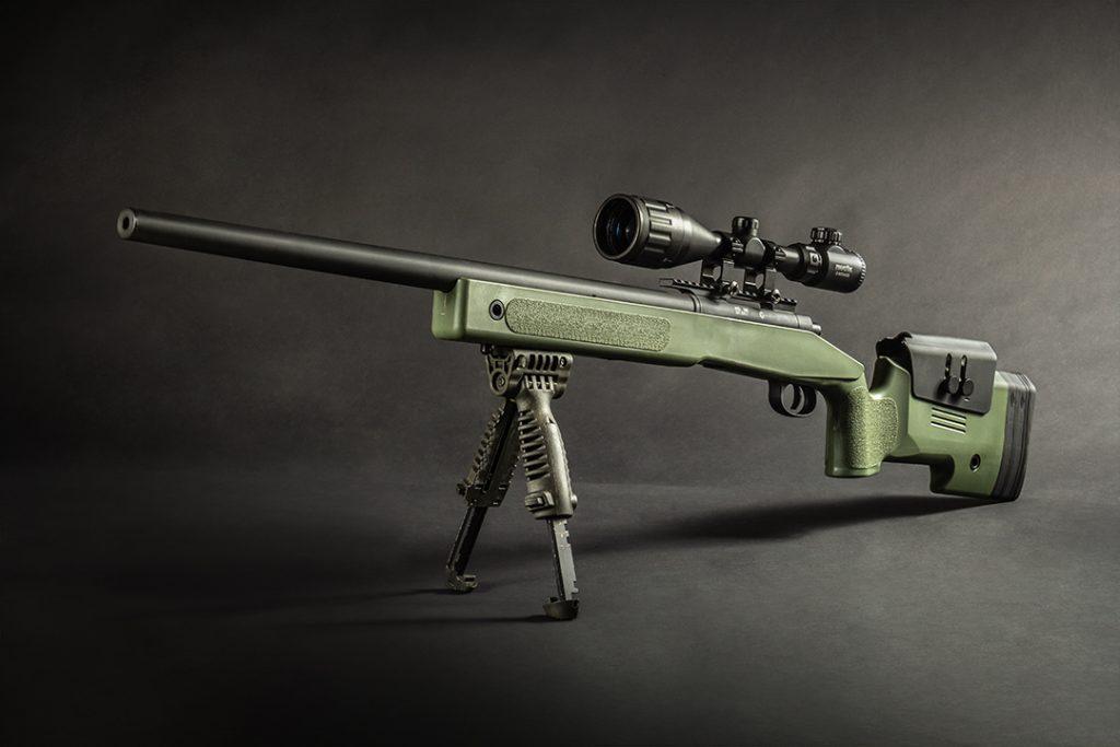 Evolution M40