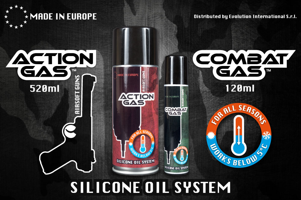 the combat gas and the action gas best air soft gas