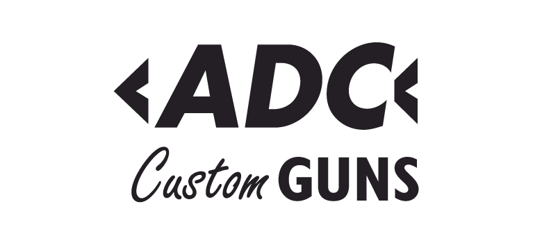 adc custom guns logo