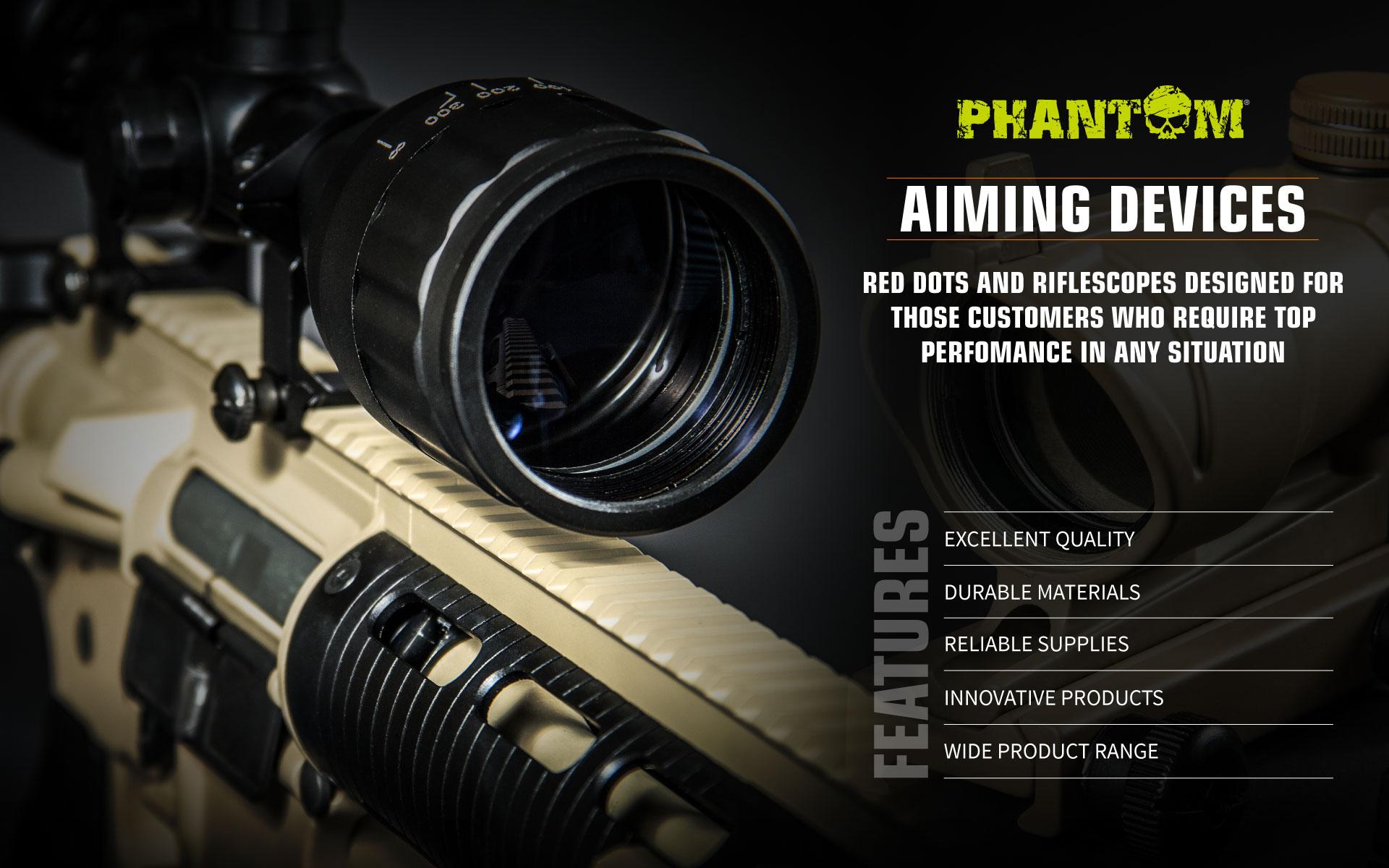 Phantom Aiming Devices