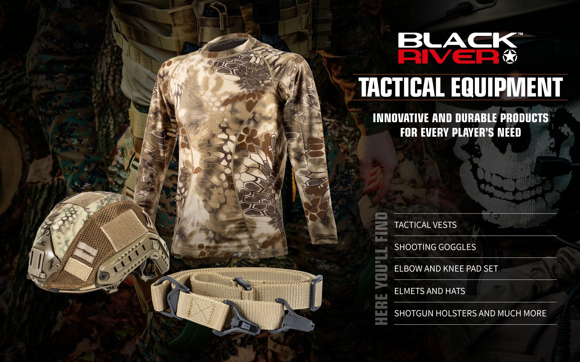 Black River Tactical Equipment