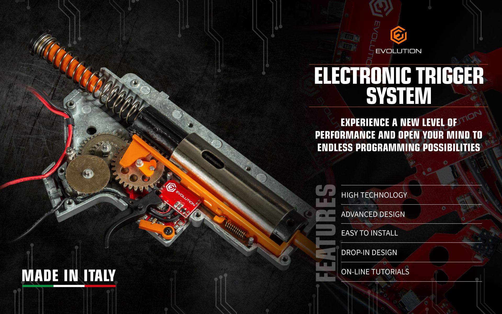 Evolution Electronic Trigger System