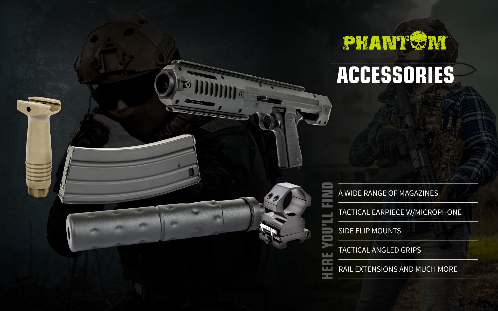 Phantom Accessories