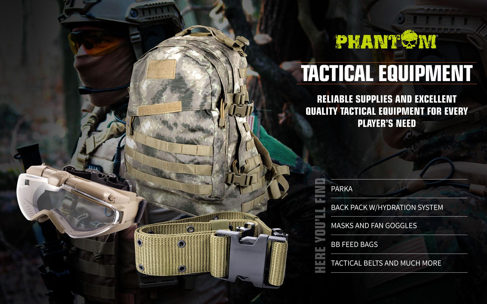 Phantom Tactical Equipment