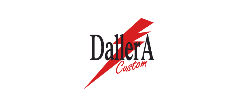 the dallera custom logo