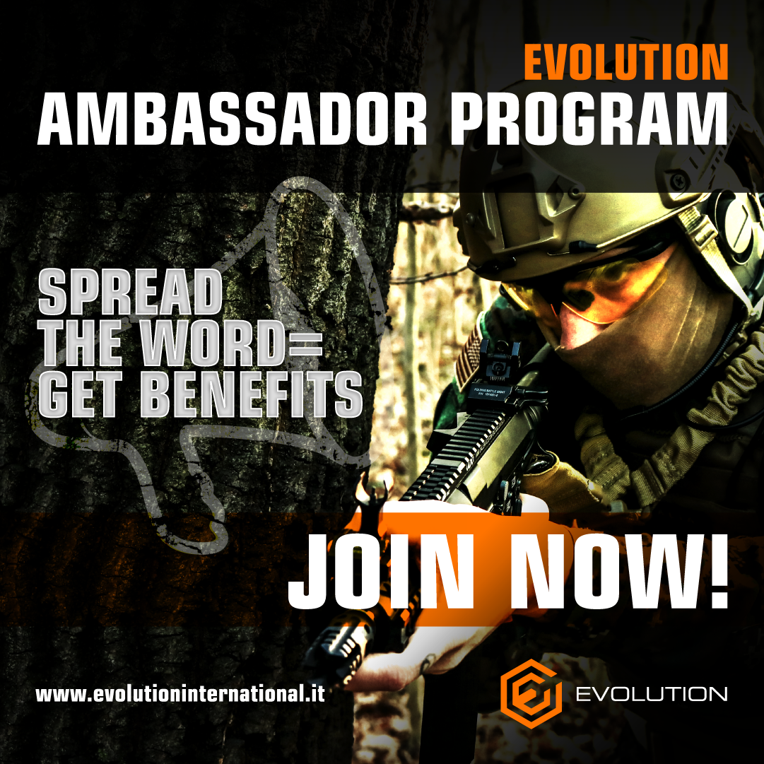 The Evolution Ambassador Program