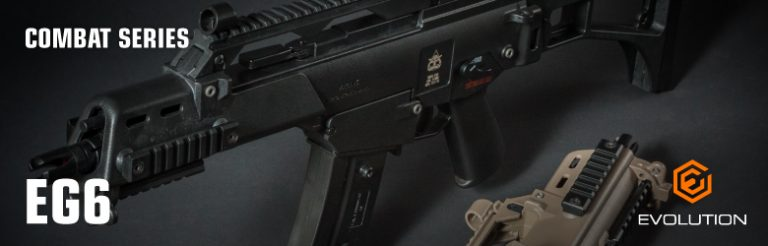 Evolution Combat Series EG6