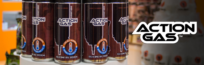 Evolution Action Gas