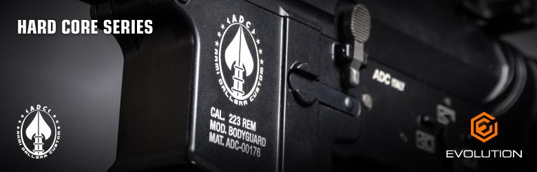 Evolution ADC Armi Dallera Custom air soft guns