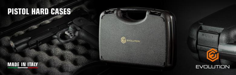 Evolution Pistol Hard Case